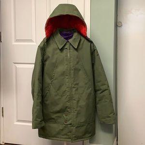 Vintage Men's Sears Borg Wearmaster Winter Jacket